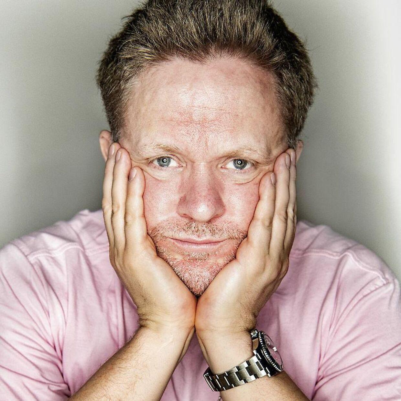 Komiker Anders Matthesen.