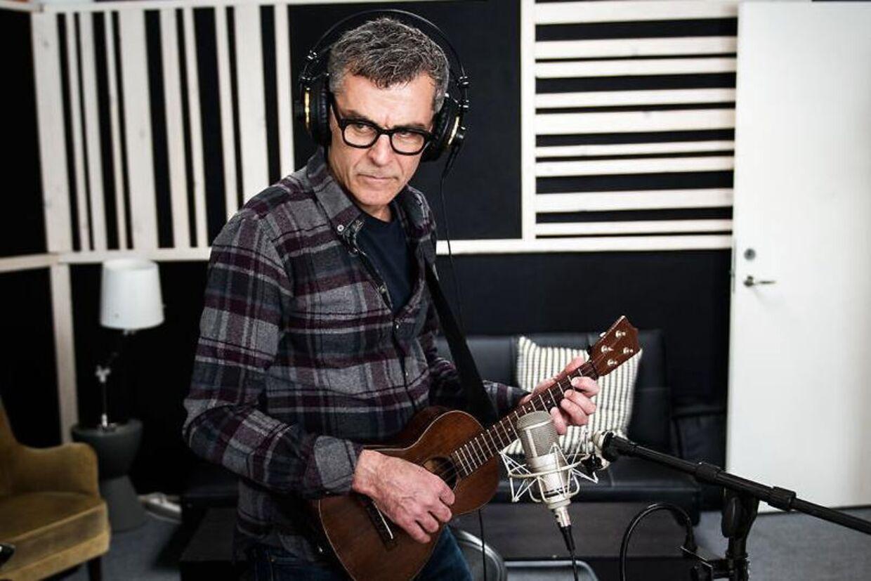 Musiker Jan Rørdam.