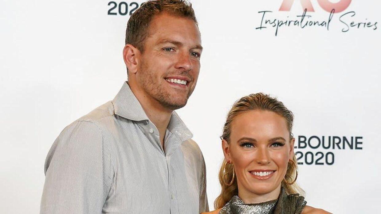 Caroline Wozniacki og David Lee skal være forældre til juni.
