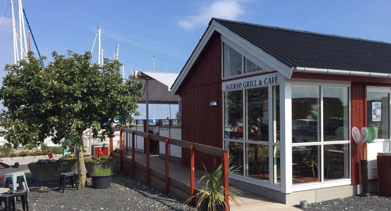 Agersø Grill & Café.