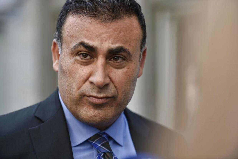 Naser Khader er retsordfører for Det Konservative Folkeparti.