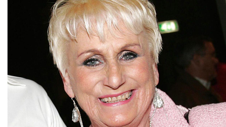 Sangerinden Susanne Lana.