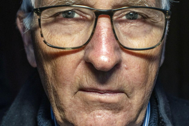 Frank Jensen, tidl. chef for PET.