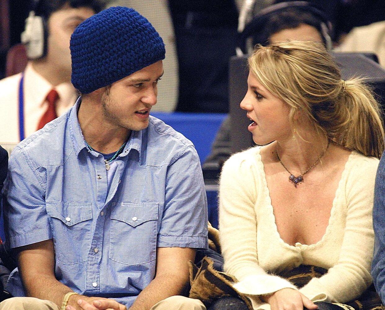 Britney Spears fik en stor del af skylden for bruddet mellem hende og Justin Timberlake.