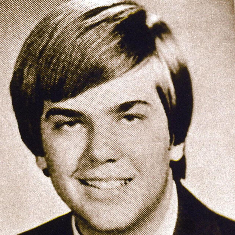 John Hinckley Jr. fotograferet i 1973.