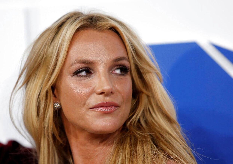Britney Spears' advokater har nu anlagt sag for at få sangerens far fjernet som hendes værge. Foto Eduardo Munoz.