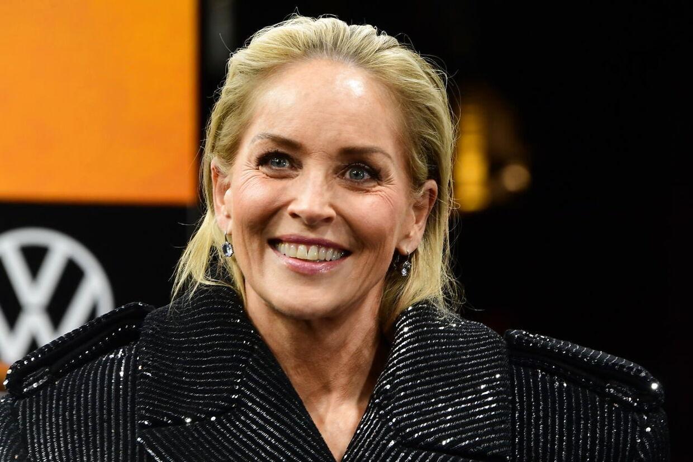 Sharon Stone blev kontaktet af Britney Spears i 2007, da sangeren havde det svært. Foto CLEMENS BILAN