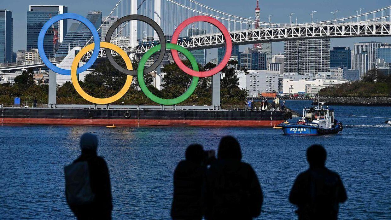 Efter planen er der OL i Tokyo til sommer.
