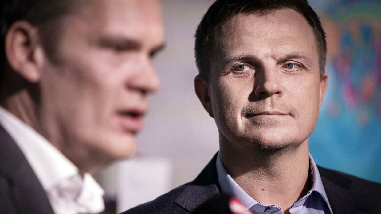 Jesper Grønkjær arbejder i dag som ekspertkommentator hos Nent Group.