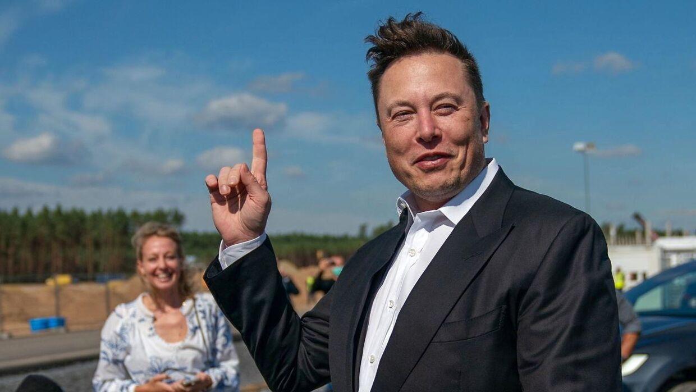 Elon Musk er en karismarisk fyr, der har stiftet både Tesla og SpaceX.