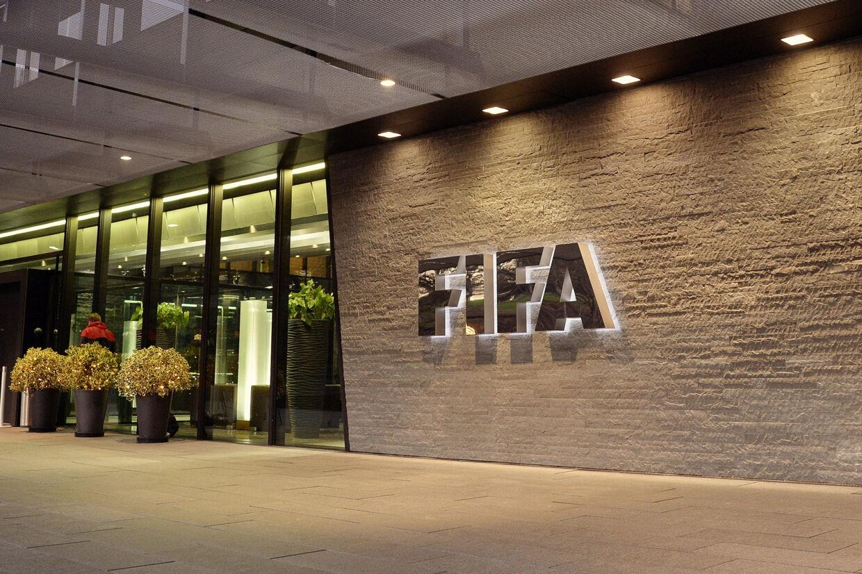 Det er anden gang på fire år, at Det Pakistanske Fodboldforbund bliver suspenderet af Fifa. Walter Bieri/Ritzau Scanpix