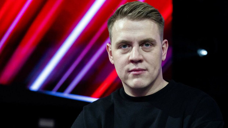 Martin Jensen.