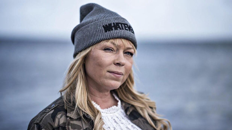 Didde på Dragør Havn. Foto: Ida Guldbæk Arentsen/Scanpix 2017.