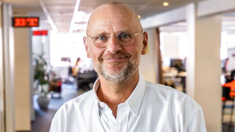 Henrik Qvortrup er B.T.s politiske redaktør. Foto: Jon Wiche