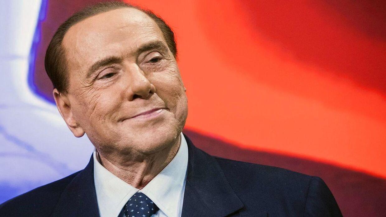 Den tidligere italienske prmierminister Silvio Berlusconi er nok engang blevet indlagt på hospitalet.