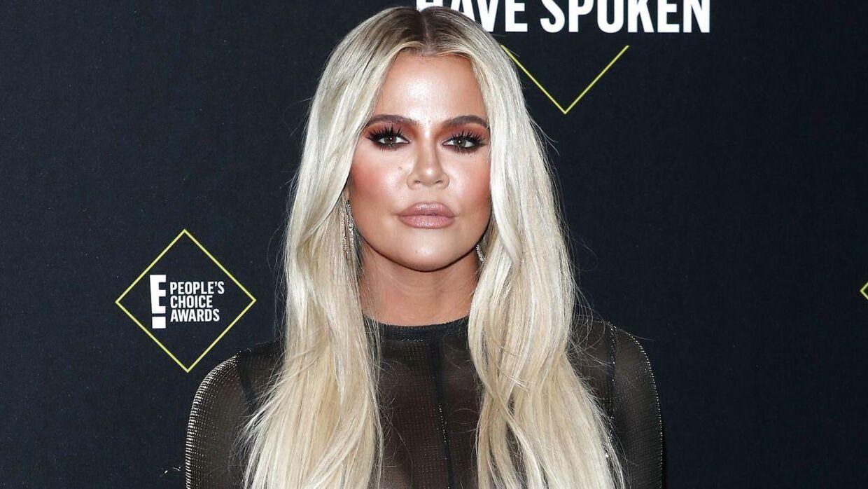 Khloé Kardashian sætter ord på, hvorfor hun vil have fjernet et bikinibillede, der blev delt ved en fejl.