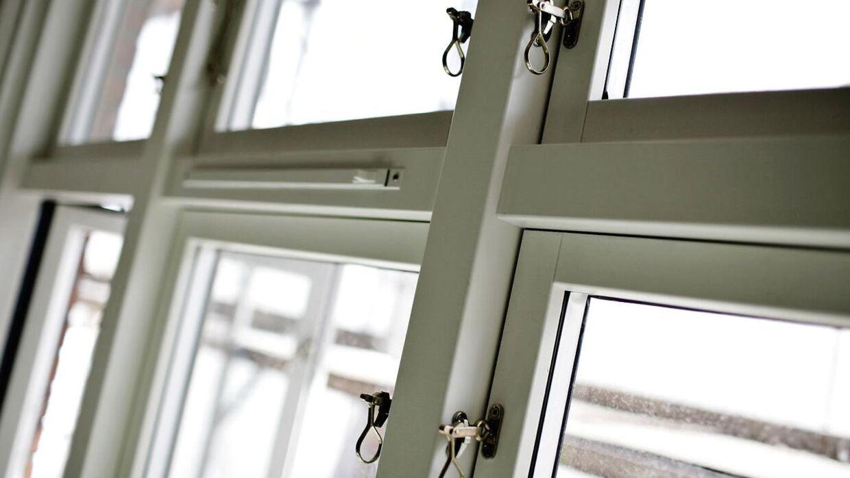 Man kan eksempelvis få tilskud til udskiftning af vinduer i Bygningspuljen.
