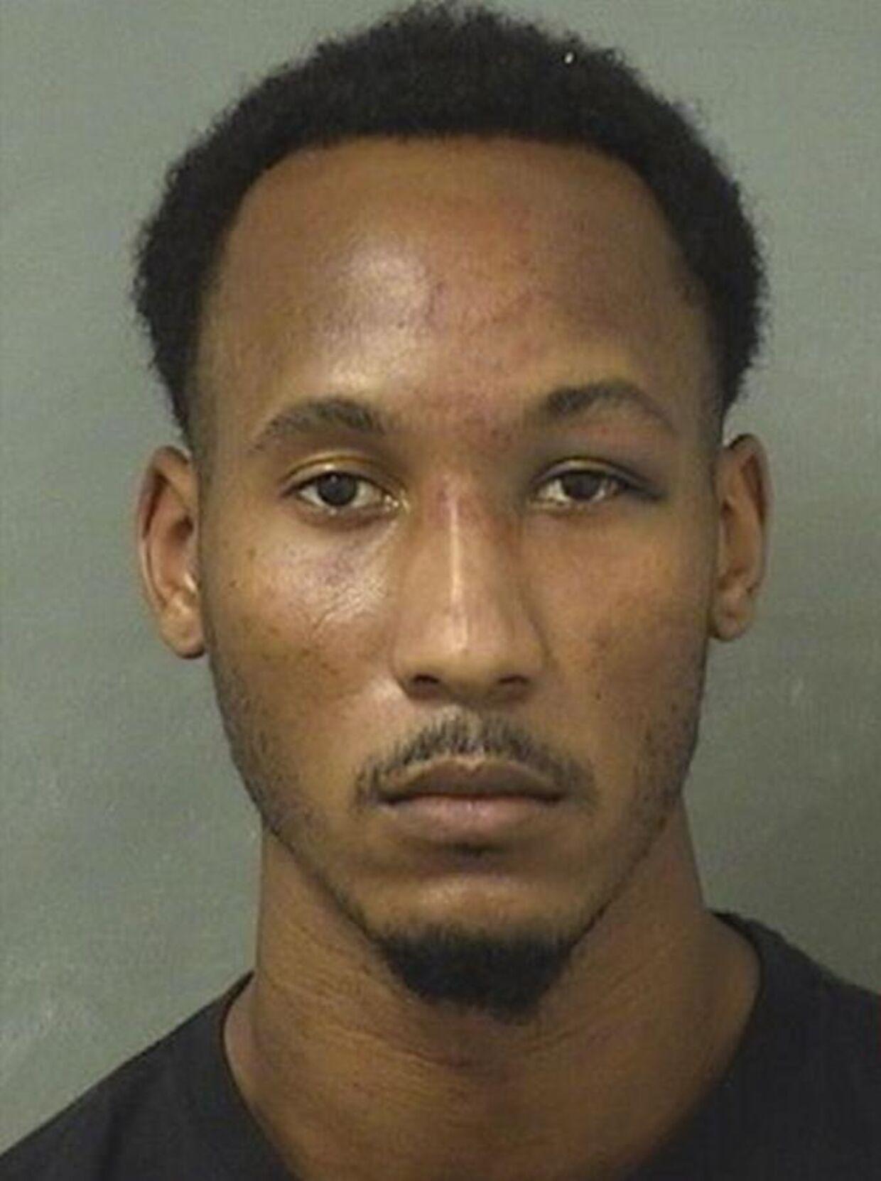 Travis Rudolph er blevet anholdt og sigtet for mord.