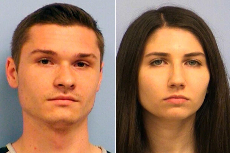 Patrick Shaughnessy og Jaclyn Alexa Edison blev begge anholdt efter mordet.