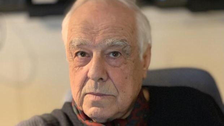 Sir Ricard Sutton blev 83 år. Onsdag blev har dolket ihjel i sit eget hjem i det sydvestlige England.