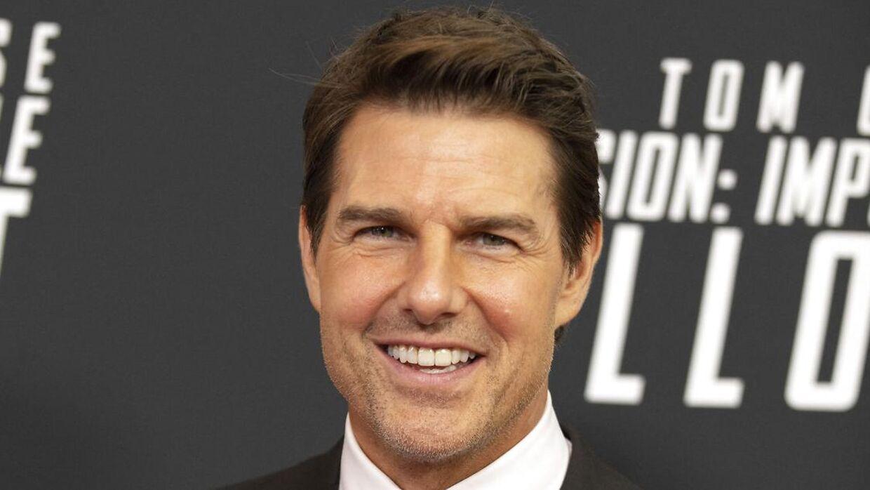 Tom Cruise laver alle sine stunts selv.