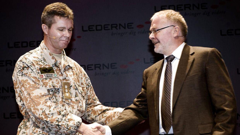 Ким Кристенсен стала Лидером года в 2009 году.