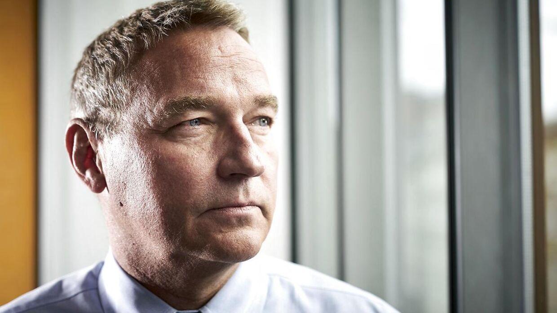 Karsten Biltoft bliver ny adminstrerende direktør i Finansiel Stabilitet fra december 2021. Foto: Scanpix