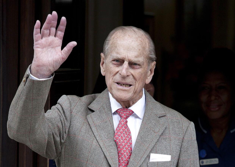 Prins Philip mindes af briterne som meget andet end en gnaven, gammel mand, der fortalte upassende vittigheder, siger Jakob Illeborg, B.T.s korrespondent. Foto: KAREL PRINSLOO.