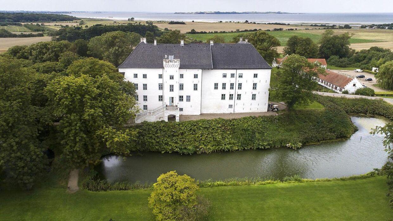 Dragsholm slot. (Foto: Scanpix)