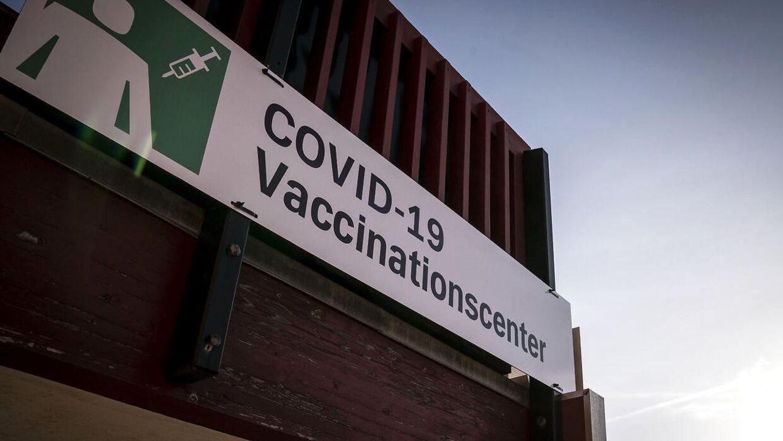 Urfan Ahmed har kastet sig ind i kampen, fordi han mener, at vaccination er nøglen til at knække pandemien. Foto: Mads Claus Rasmussen/Ritzau Scanpix