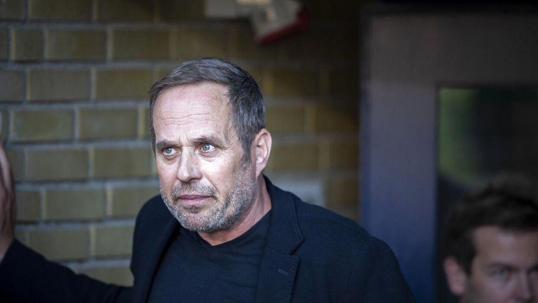 Ifølge Carsten V. Jensen havde VAR-vognen ikke gode nok billeder i situationen.