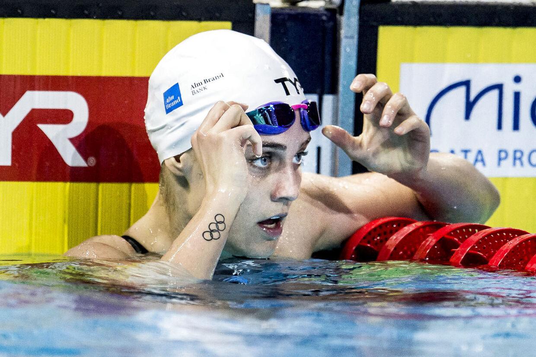 Sarah Bro mistede motivationen til at være professionel svømmer, efter hun deltog ved OL i 2016, har hun tidligere fortalt.