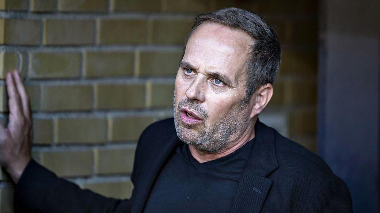 Brøndbys fodbolddirektør, Carsten V. Jensen.
