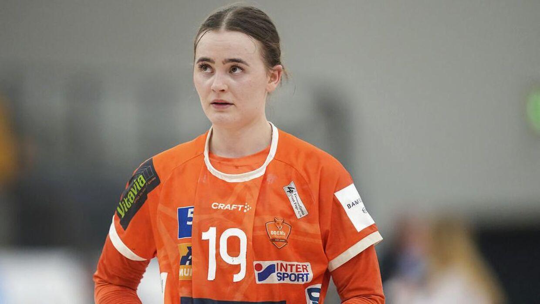 Sara Hald fra Odense Håndbold er med til landsholdssamling for første gang.