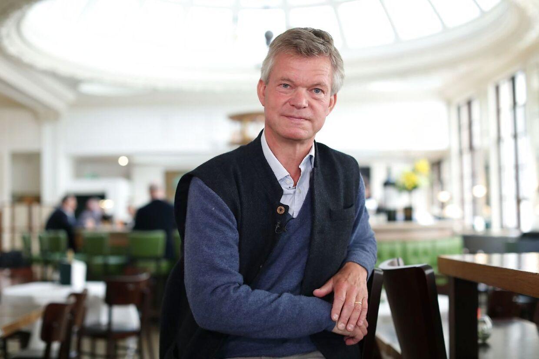 Søren Jessen har drevet restauranter i London i mere end tyve år.