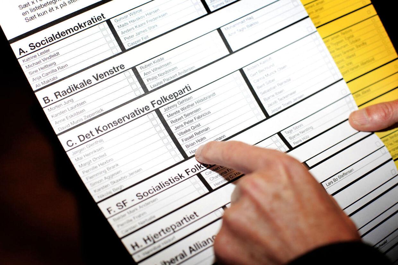 Michael Brautsch håber på at stå på stemmesedlen til november.