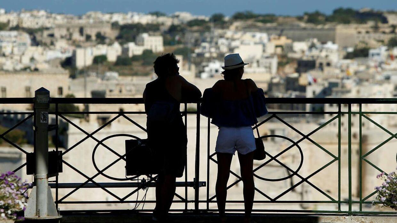 ARKIVFOTO fra Malta.