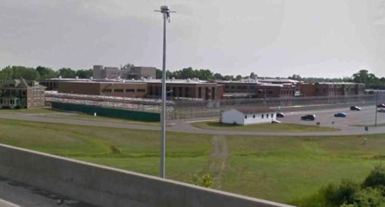Wende Correctional Facility i New York, hvor Weinstein sidder fængslet i øjeblikket.