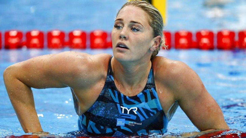 Jeanette Ottesen kæmper for at kvalificere sig til sommerens OL i Tokyo. Foto: Patrick B. Kraemer