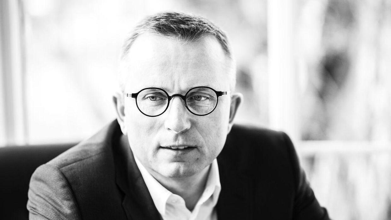 Boozt-CEO Hermann Haraldsson tror, at danskernes forbrugsvaner har ændret sig under coronapandemien. Foto: Ida Marie Odgaard/Ritzau Scanpix.