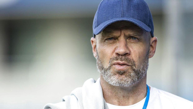 Stig Inge Bjørnebye er ny sportschef i AGF. (Foto: Svein Ove Ekornesvåg/Ritzau Scanpix)