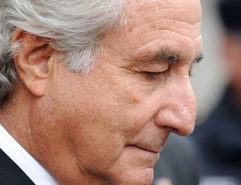 Bernie Madoff blev 82 år.
