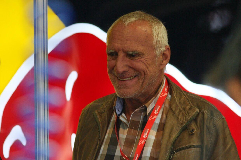 Dietrich Mataschitz, der er manden bag energidrikken Red Bull, ejer i dag to Formel 1-teams.