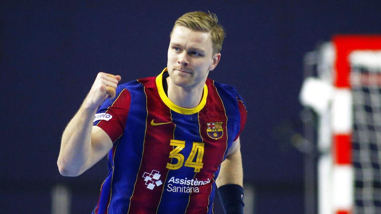 30-årige Aron Pálmarsson er ifølge flere medier på vej til Aalborg Håndbold.