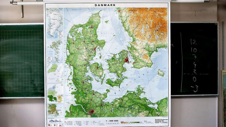Arkiv - Danmarkskortet