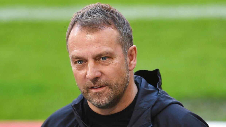 56-årige Hansi Flick vil væk fra Bayern München.