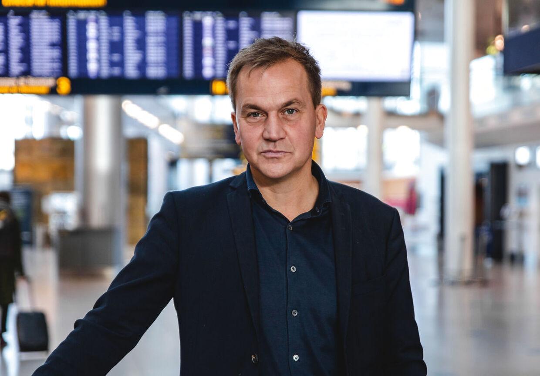Jakob Illeborg, B.T.s internationale korrespondent.
