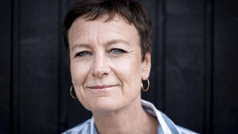 Janni Pedersen.