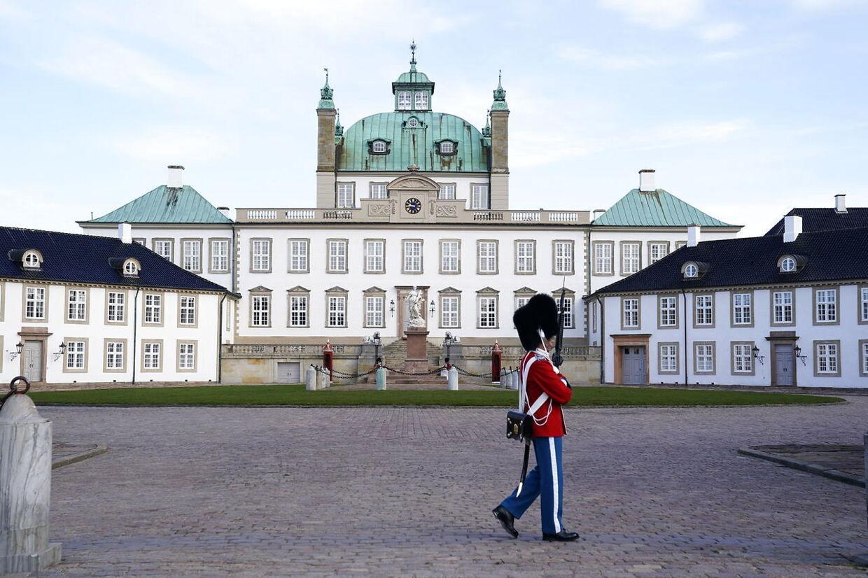 Fredensborg Slot.
