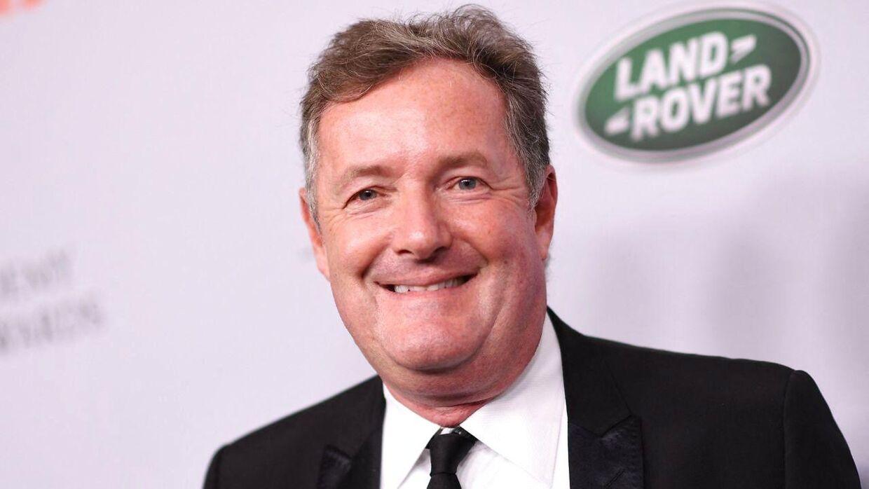 Piers Morgan har også blandet sig i sagen.